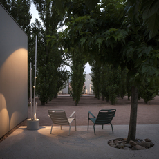 Bamboo 4812 antoni arola lampadaire d exterieur outdoor floor light  vibia 481258 1  design signed nedgis 81116 thumb