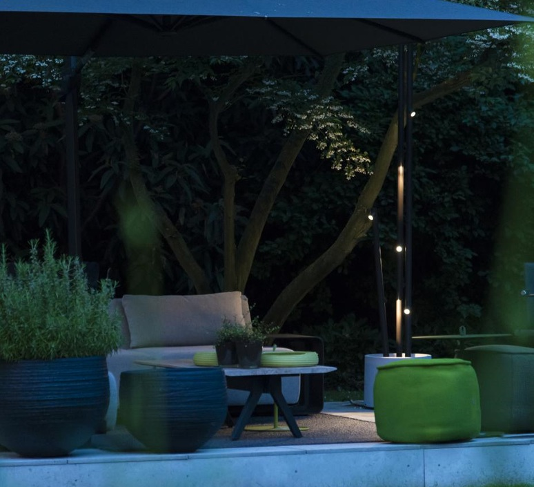 Bamboo 4812 antoni arola lampadaire d exterieur outdoor floor light  vibia 481254 1  design signed nedgis 81126 product