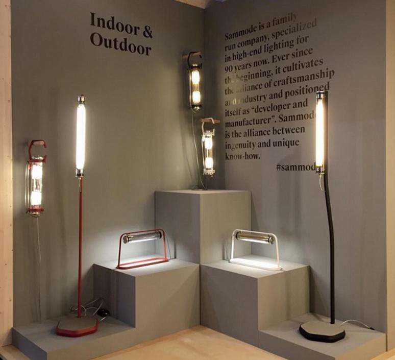 Bodom sammode studio lampadaire d exterieur outdoor floor light  sammode bodom ms1201  design signed 34926 product