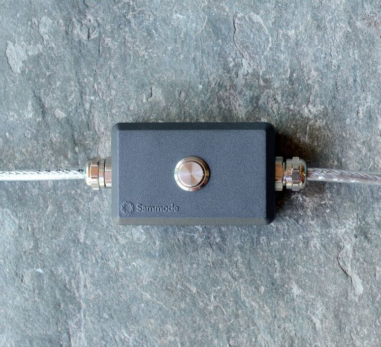 Bodom sammode studio lampadaire d exterieur outdoor floor light  sammode bodom ms1201  design signed 54602 product