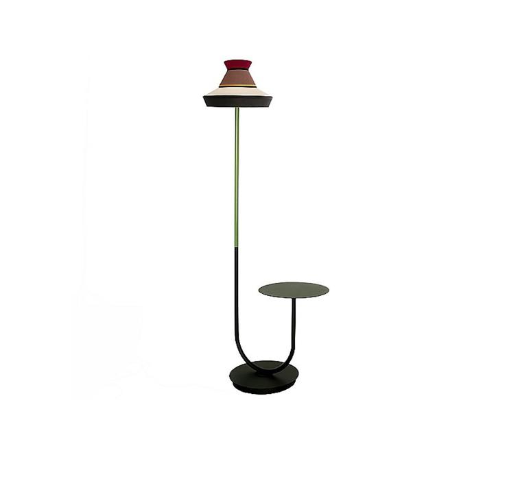 Calypfl fl outdoor guadaloupe servomuto lampadaire d exterieur outdoor floor light  contardi acam 002401  design signed nedgis 88120 product