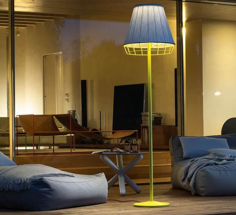 Dress brian rasmussen lampadaire d exterieur outdoor floor light  torremato d1c1  design signed 52206 product