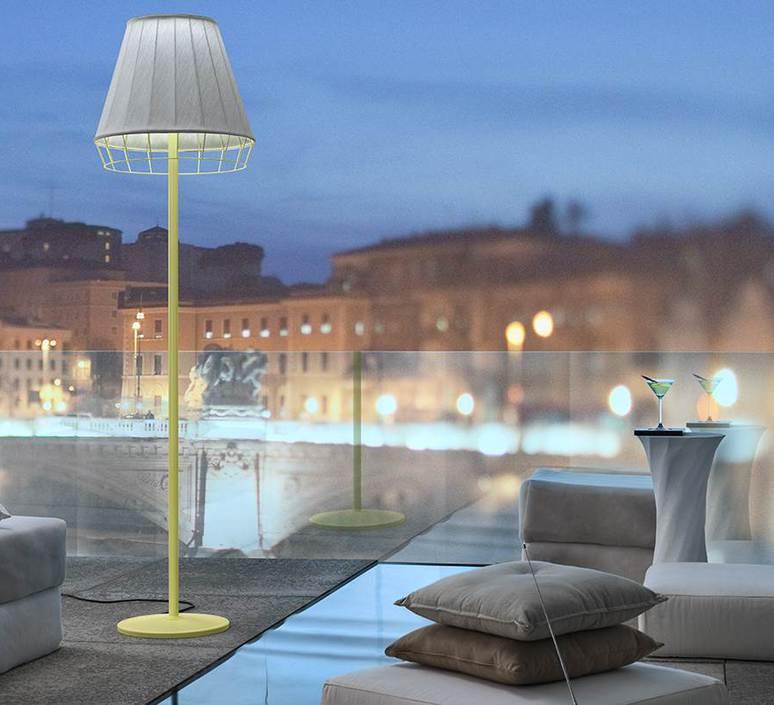 Dress brian rasmussen lampadaire d exterieur outdoor floor light  torremato d1c1  design signed 52207 product