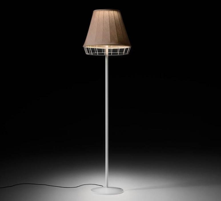 Dress brian rasmussen lampadaire d exterieur outdoor floor light  torremato d1a1  design signed 52211 product