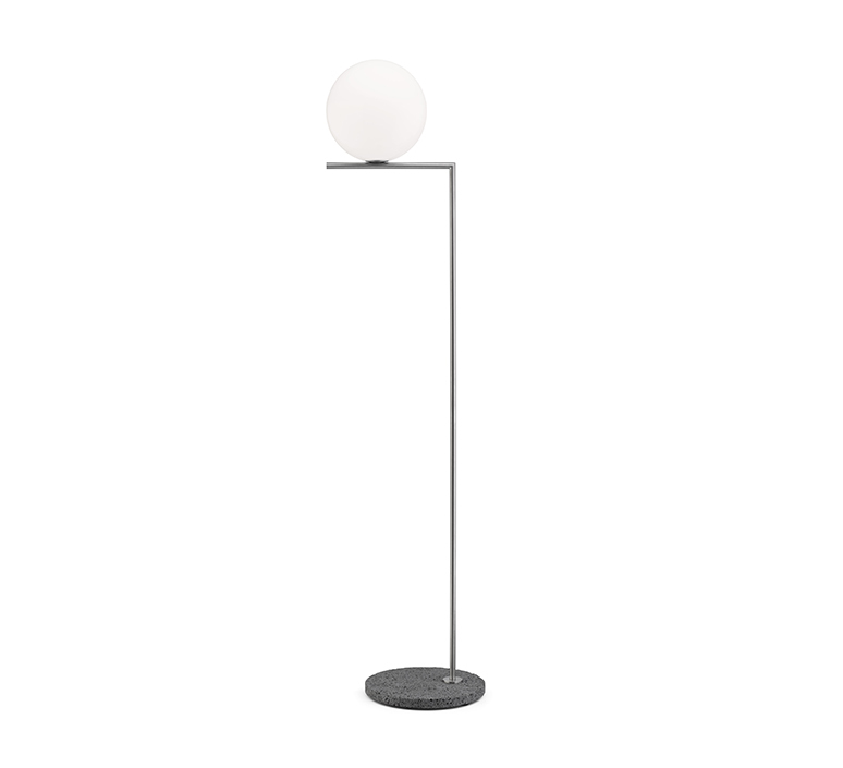 Ic lights floor 2 outdoor michael anastassiades lampadaire d exterieur outdoor floor light  flos f012b04c005  design signed nedgis 97429 product
