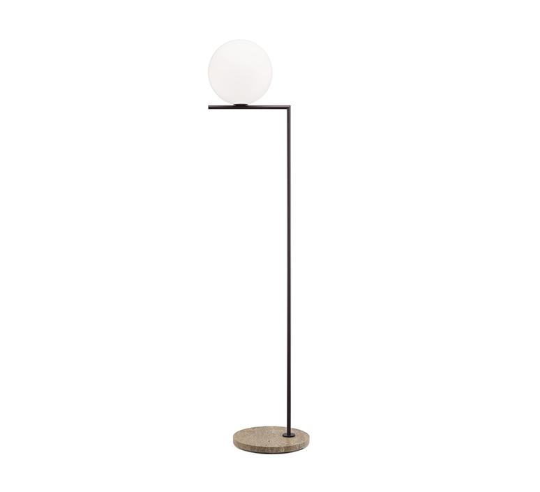 Ic lights floor 2 outdoor michael anastassiades lampadaire d exterieur outdoor floor light  flos f012b01c018  design signed nedgis 97441 product
