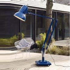 Original 1227 giant  george carwardine lampadaire d exterieur outdoor floor light  anglepoise 31915  design signed 33029 thumb