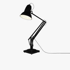 Original 1227 giant  george carwardine lampadaire d exterieur outdoor floor light  anglepoise 32029  design signed 33027 thumb
