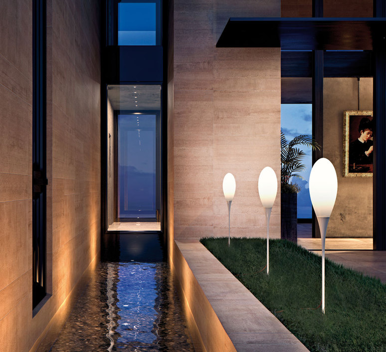 Spillo constantin wortmann lampadaire d exterieur outdoor floor light  kundalini k232134ipeu  design signed 49311 product