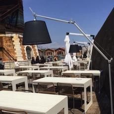 Tolomeo paralume outdoor michele de lucchi lampadaire floor light  artemide t076100 t076300 t077320  design signed 33789 thumb