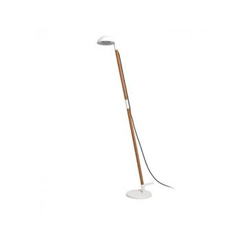 Lampadaire d exterieur tools terrasse blanc h165cm p57cm artuce normal