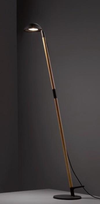 Lampadaire d exterieur tools terrasse gris fonce h165cm p57cm artuce normal