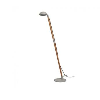 Lampadaire d exterieur tools terrasse gris h165cm p57cm artuce normal