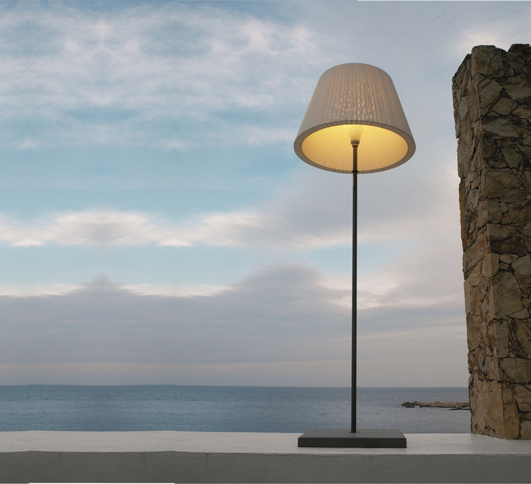 Txl 205 joan gaspar lampadaire d exterieur outdoor floor light  marset 16005 001  design signed 33456 product