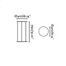 Versus pepe llaudet faro 74423 74422 luminaire lighting design signed 14837 thumb