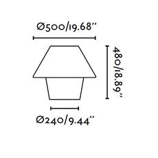 Versus pepe llaudet faro 74423 74422 luminaire lighting design signed 14838 thumb