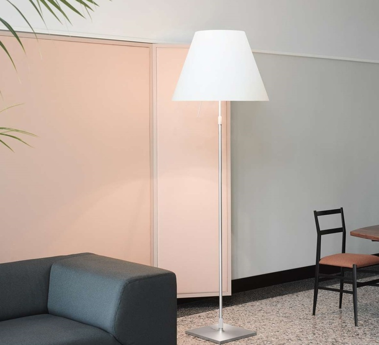 D13gti paolo rizzatto lampadaire floor light  luceplan 1d13gtih0020   design signed nedgis 110327 product