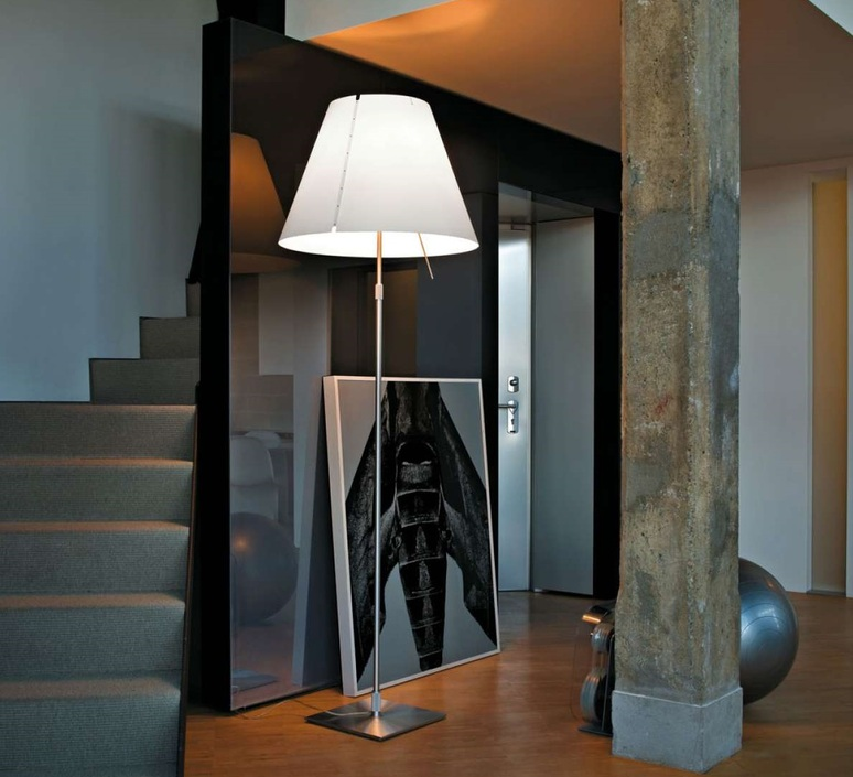 D13gti paolo rizzatto lampadaire floor light  luceplan 1d13gtih0020   design signed nedgis 110328 product