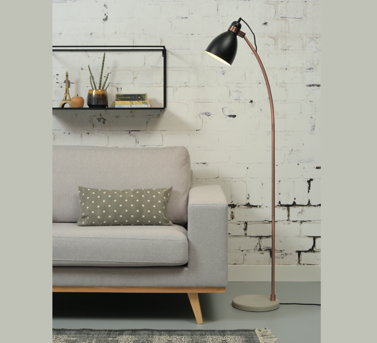 Denver studio it s about romi lampadaire floor light  it s about romi denver f b  design signed 60201 product