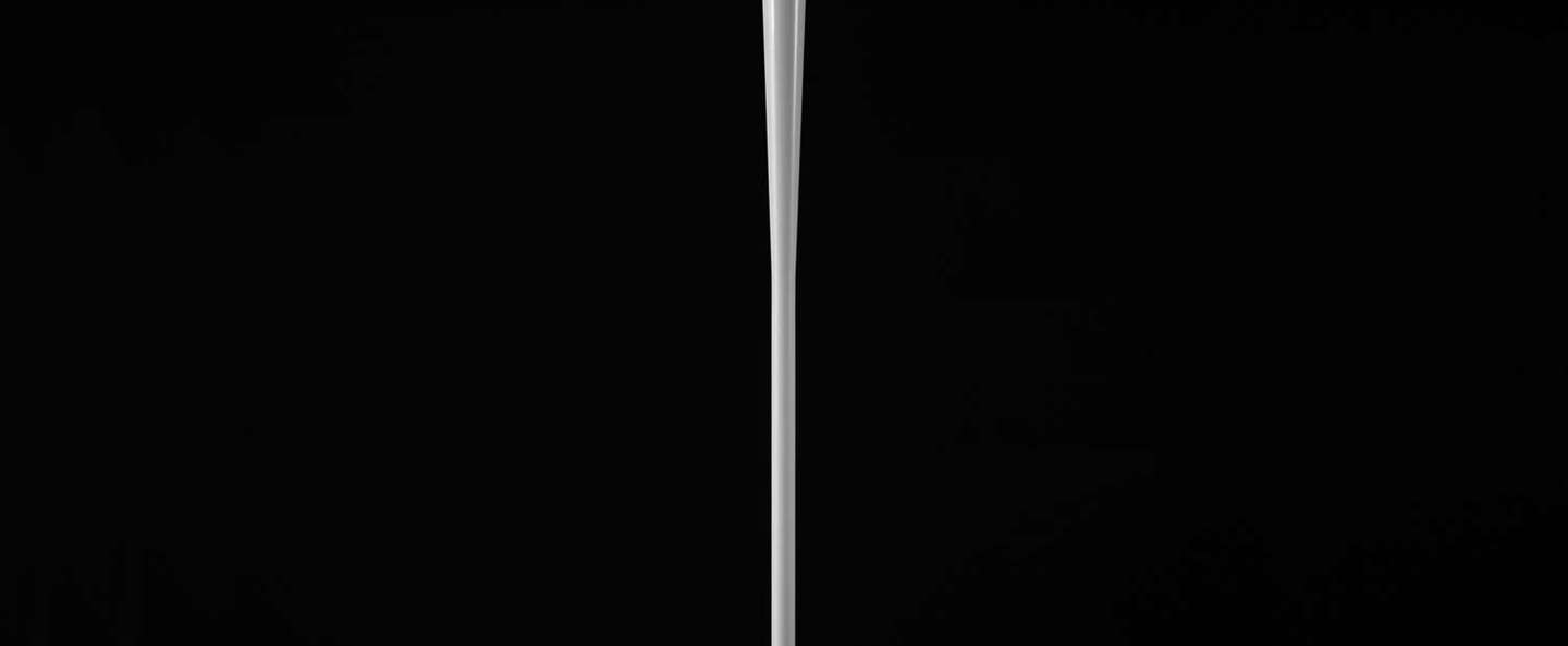 Lampadaire do with blanc o8cm h182cm oluce normal