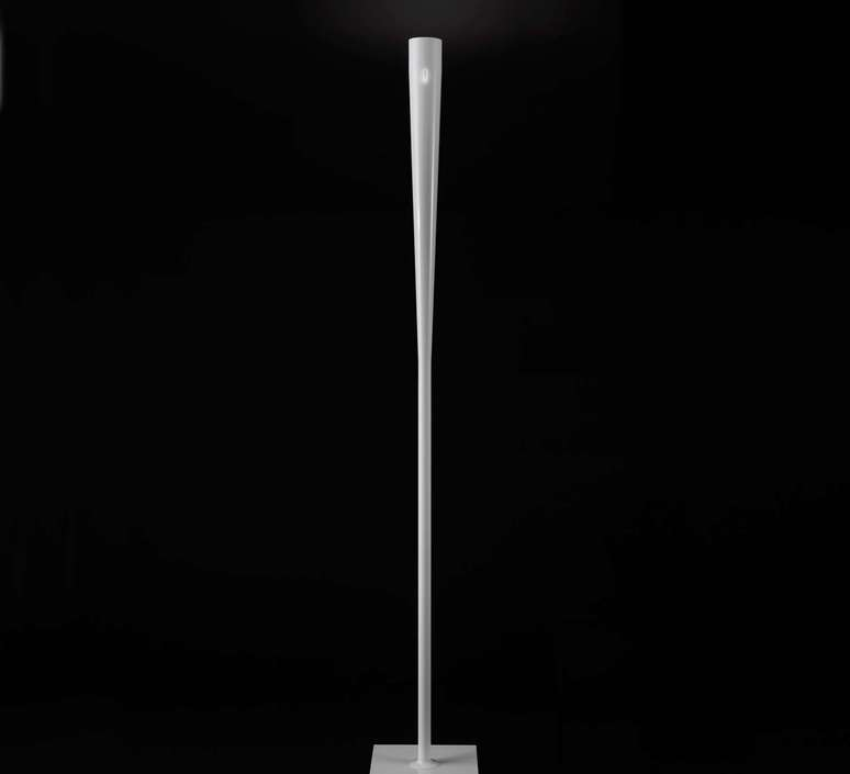 Do with carlo colombo lampadaire floor light  oluce 399 b15d nero  design signed 35167 product