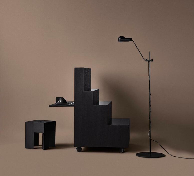 Domo floor joe colombo lampadaire floor light  karakter 201628  design signed nedgis 89673 product