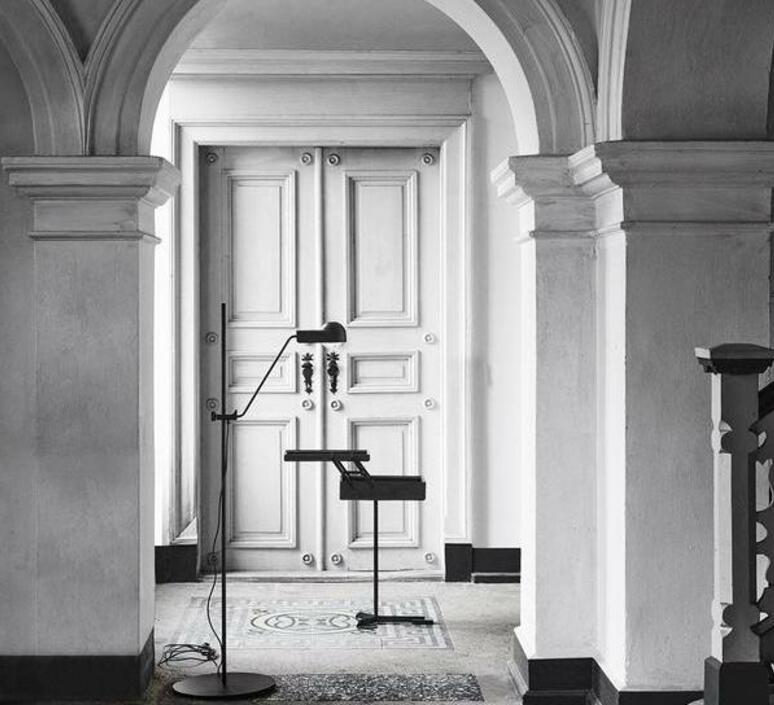 Domo floor joe colombo lampadaire floor light  karakter 201628  design signed nedgis 89674 product