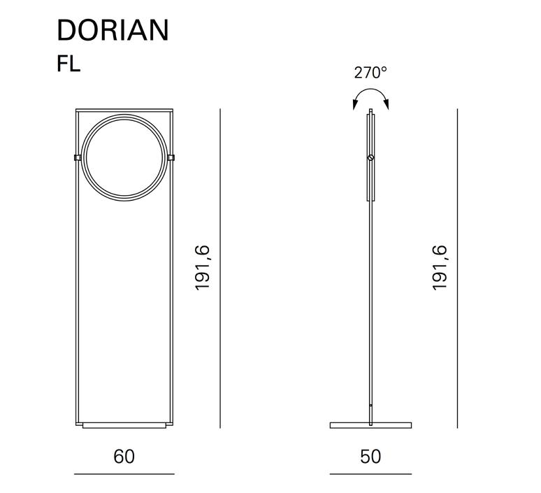 Dorian marcello colli lampadaire floor light  contardi acam 002545   design signed nedgis 87313 product