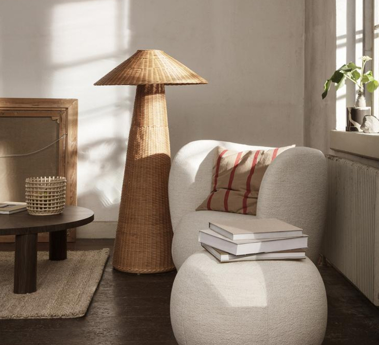 Dou studio ferm living lampadaire floor light  ferm living 1104263915  design signed nedgis 115735 product