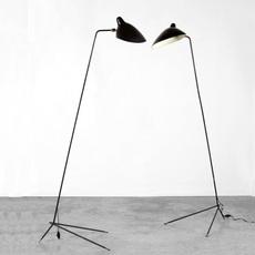 Droit  serge mouille editionssergemouille ld noir luminaire lighting design signed 20760 thumb