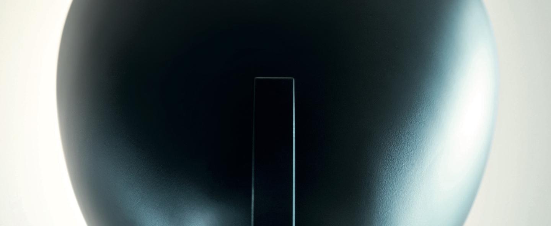 Lampadaire faro next noir o90cm h205cm palluco normal