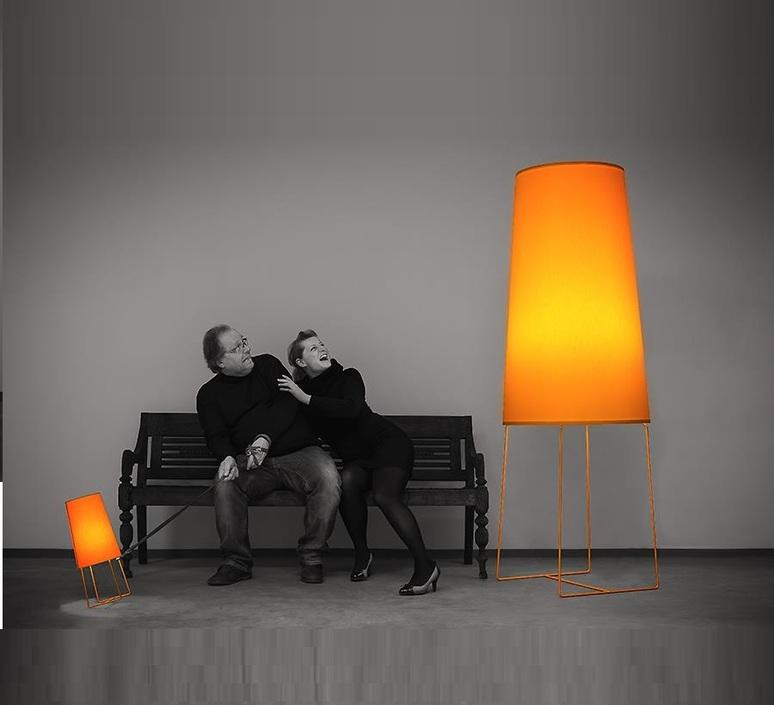 Fatsophie felix severin mack fraumaier fatsophie orange luminaire lighting design signed 16791 product