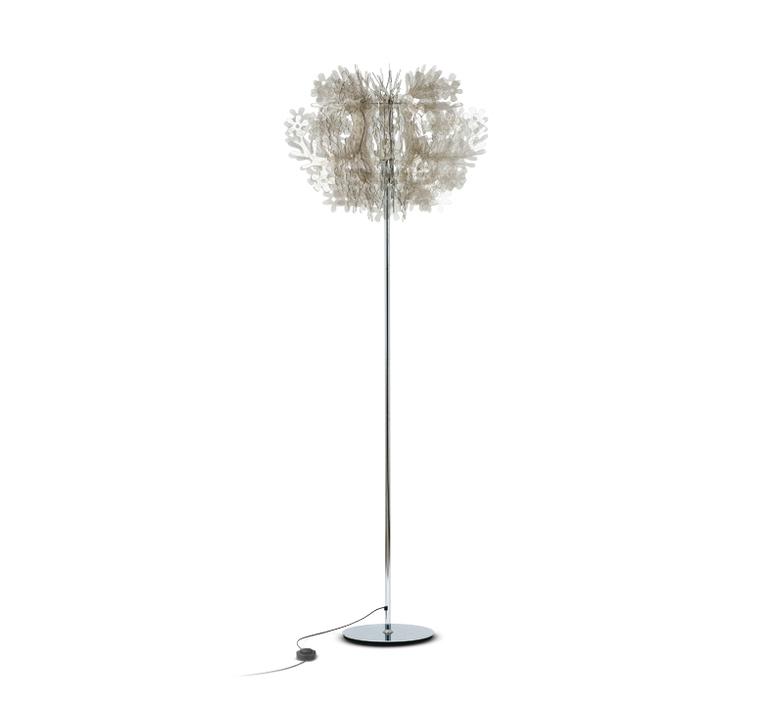 Fiorella nigel coastes lampadaire floor light  slamp f1014pst0000f  design signed 46136 product
