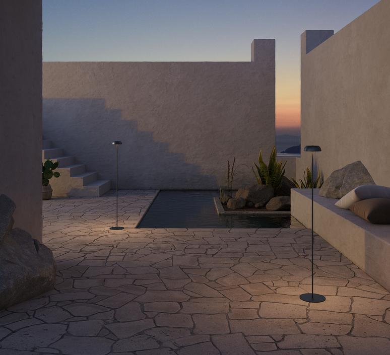 Float mario alessiani lampadaire floor light  axolight ptfloatxneneled  design signed nedgis 92703 product