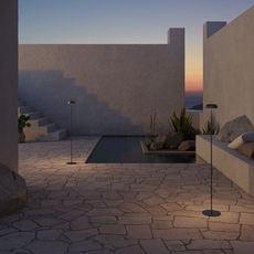 Float mario alessiani lampadaire floor light  axolight ptfloatxneneled  design signed nedgis 92703 thumb