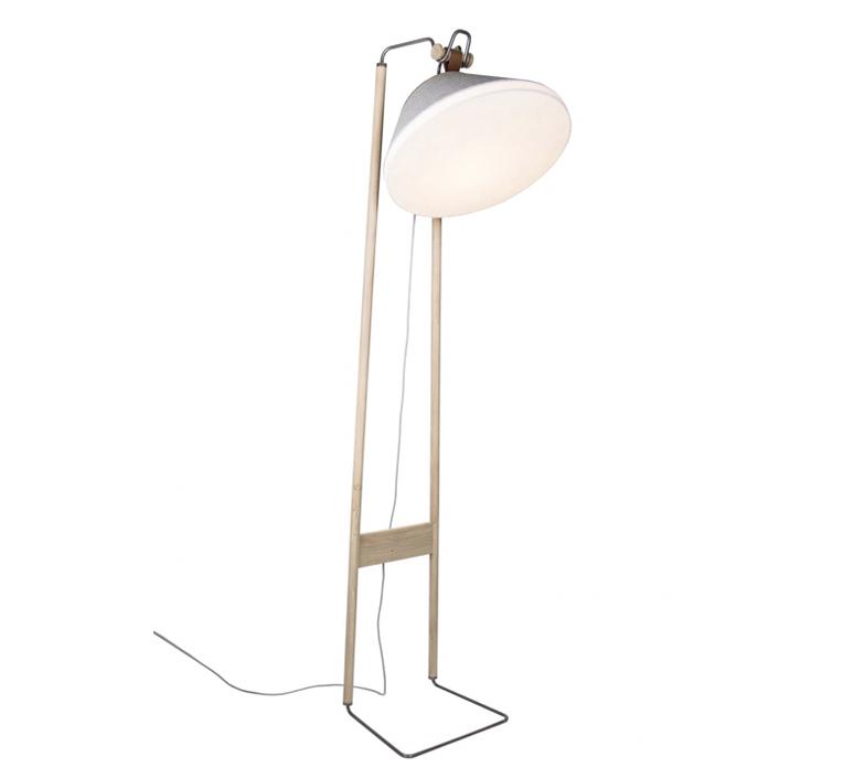 Floor natacha kopec et gary berche lampadaire floor light  kngb kngb floorgris1 chene naturel  design signed nedgis 78140 product