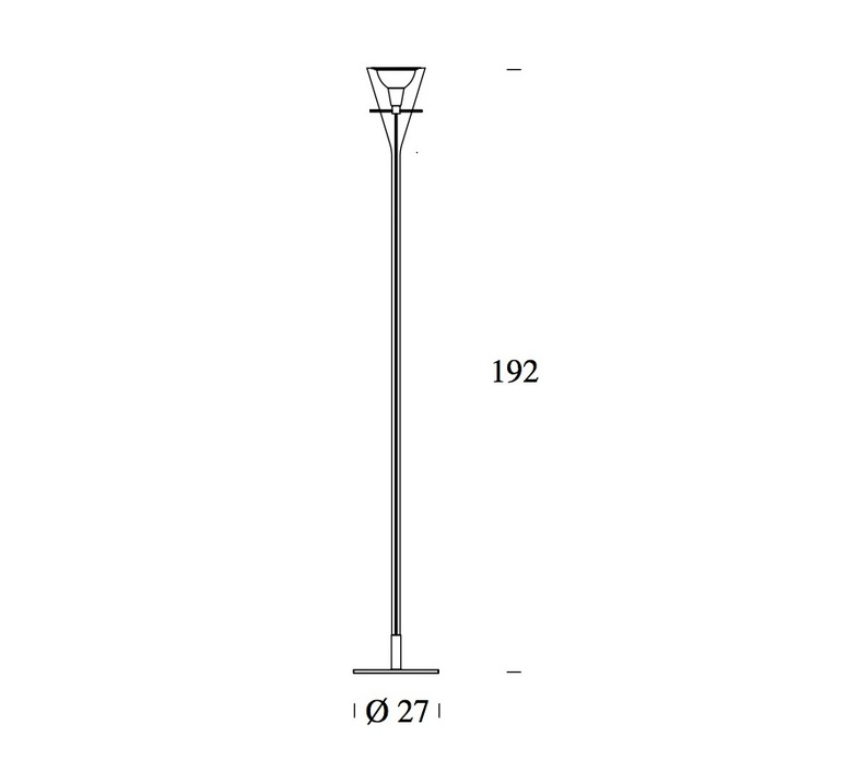 Flute franco raggi fontanaarte 3300 luminaire lighting design signed 20032 product