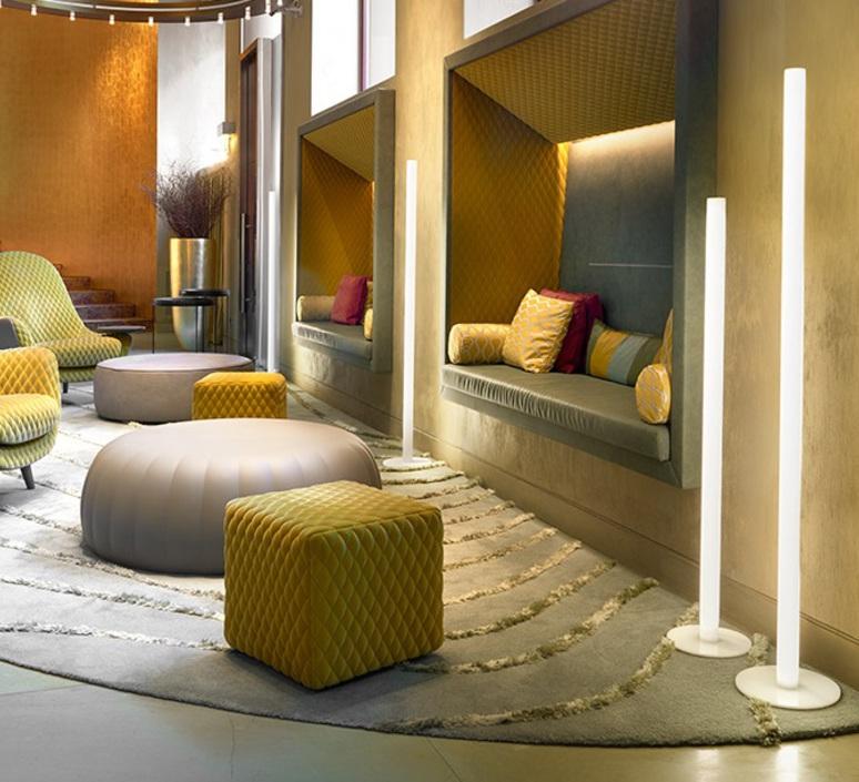Flux  gio colonna romano lampadaire floor light  slide lp flx150  design signed nedgis 65566 product