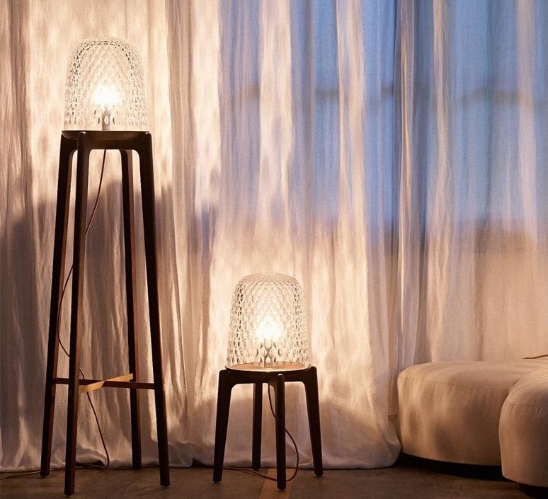 Folia noe duchaufour lawrance lampadaire floor light  saint louis 15069500  design signed nedgis 104154 product