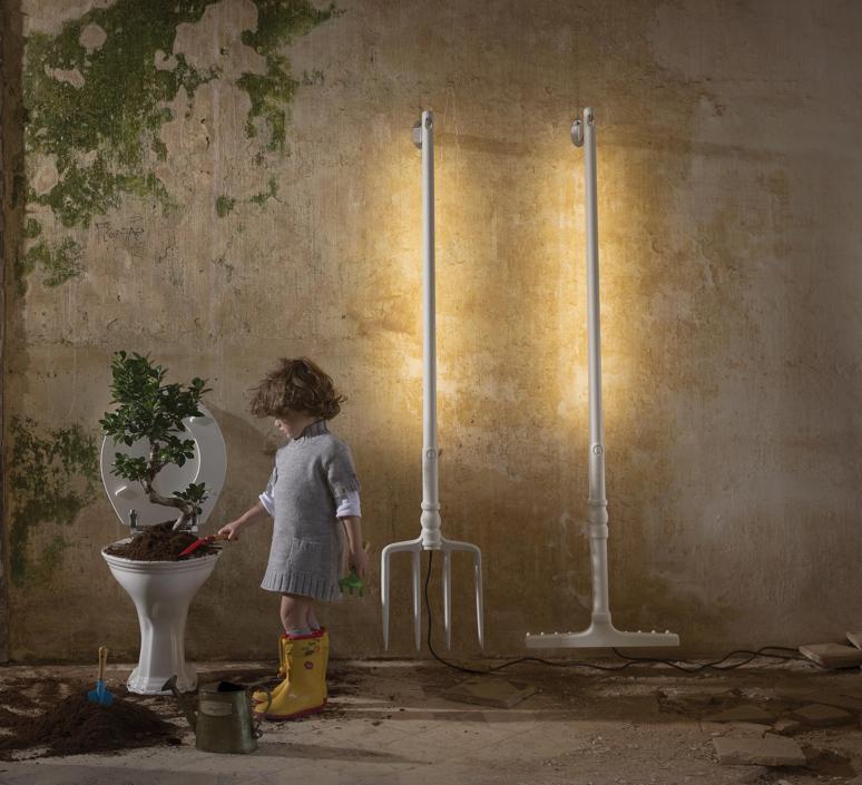 Fourche tobia matteo ugolini lampadaire floor light  karman tobia hp145 1f ext  design signed 37701 product
