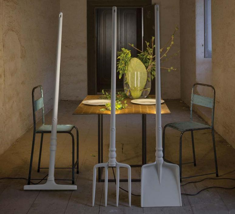 Fourche tobia matteo ugolini lampadaire floor light  karman tobia hp145 1f ext  design signed 37703 product