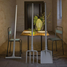 Fourche tobia matteo ugolini lampadaire floor light  karman tobia hp145 1f ext  design signed 37703 thumb