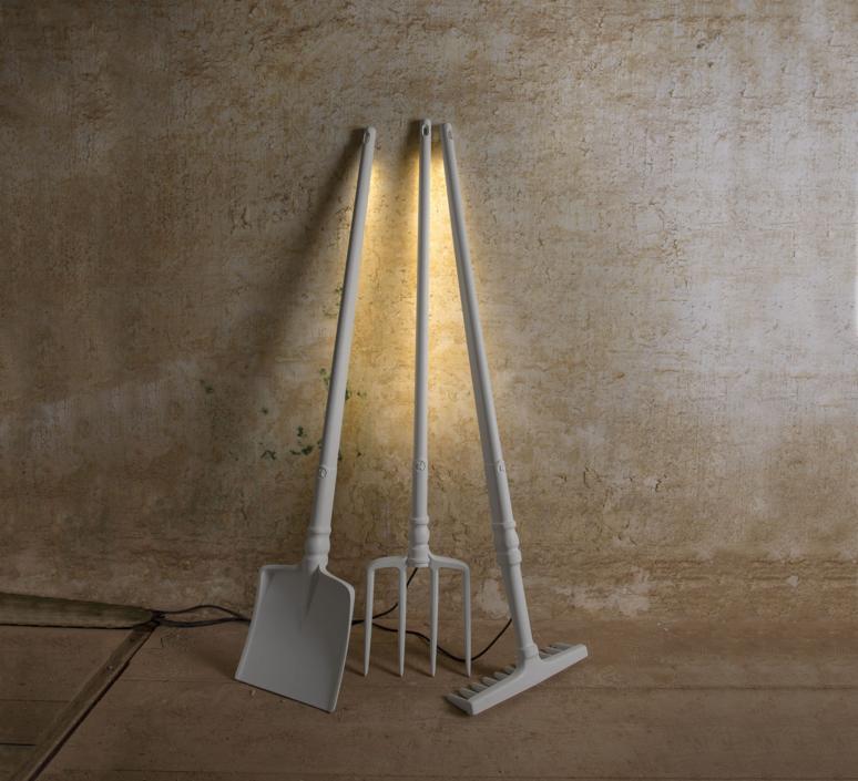 Fourche tobia matteo ugolini lampadaire floor light  karman tobia hp145 1f ext  design signed 37704 product