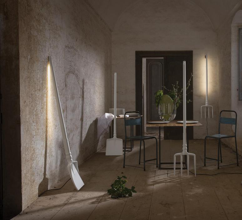 Fourche tobia matteo ugolini lampadaire floor light  karman tobia hp145 1f ext  design signed 37705 product
