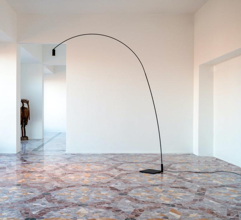 Fox bernhard osann lampadaire floor light  nemo lighting fox ln2 21  design signed nedgis 110243 product