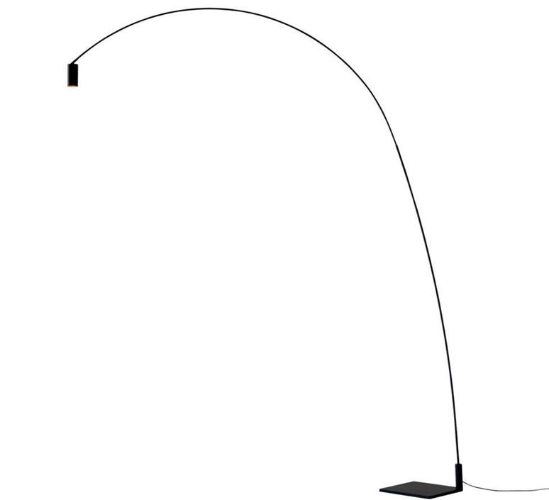 Fox bernhard osann lampadaire floor light  nemo lighting fox ln2 21  design signed nedgis 110248 product
