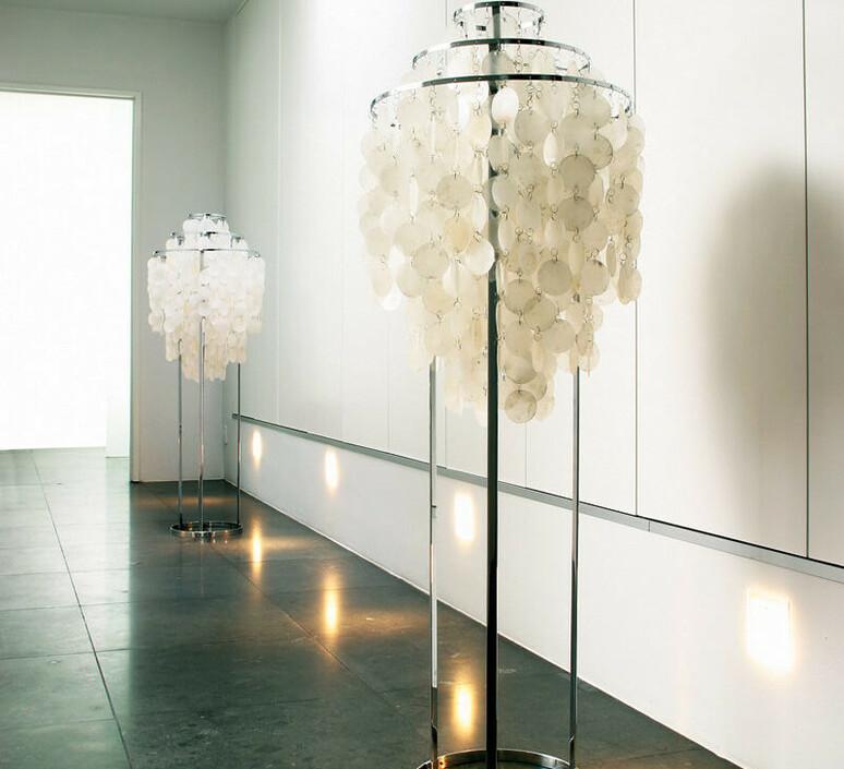 Fun 1stm verner panton lampadaire floor light  verpan 30025555011001  design signed nedgis 89386 product