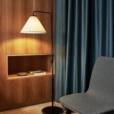 Funiculi fabric lluis porqueras lampadaire floor light  marset a641 402  design signed 104132 thumb