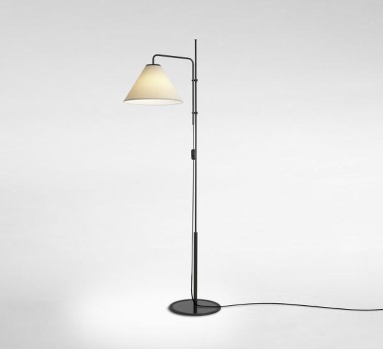 Funiculi fabric lluis porqueras lampadaire floor light  marset a641 402  design signed 61686 product