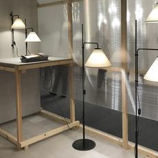Funiculi fabric lluis porqueras lampadaire floor light  marset a641 402  design signed 61687 thumb